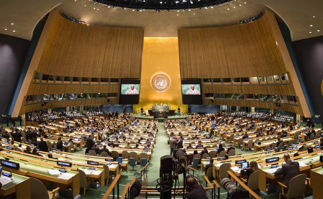 台灣入聯路茫茫,我們還是可以「在聯合國上班」──不過,那不會是你「模擬」的模樣