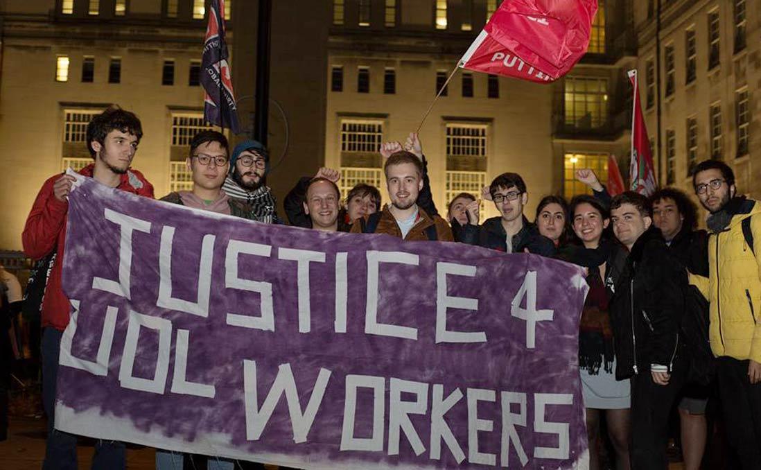 「沒有人是局外人」,全球年輕世代的勞權課題──從英國的「零小時合約」,反思臺灣《勞基法》修法