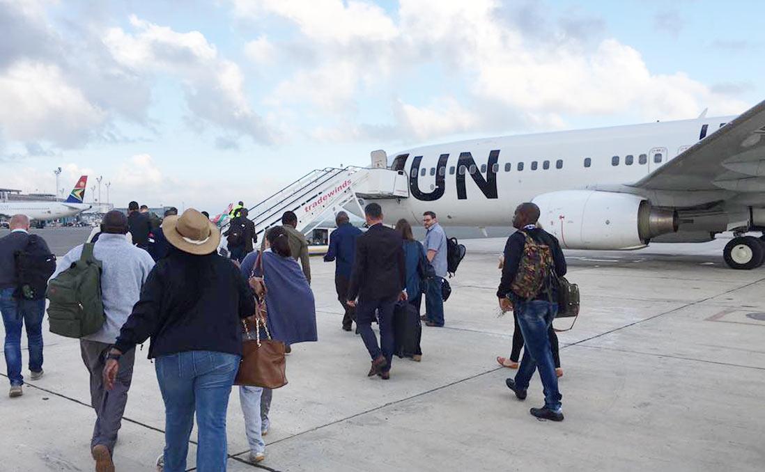 【維和部隊軍旅生活】一: 海盜,恐攻與失能的政府 ──我在索馬利亞,「黑鷹墜落」之地