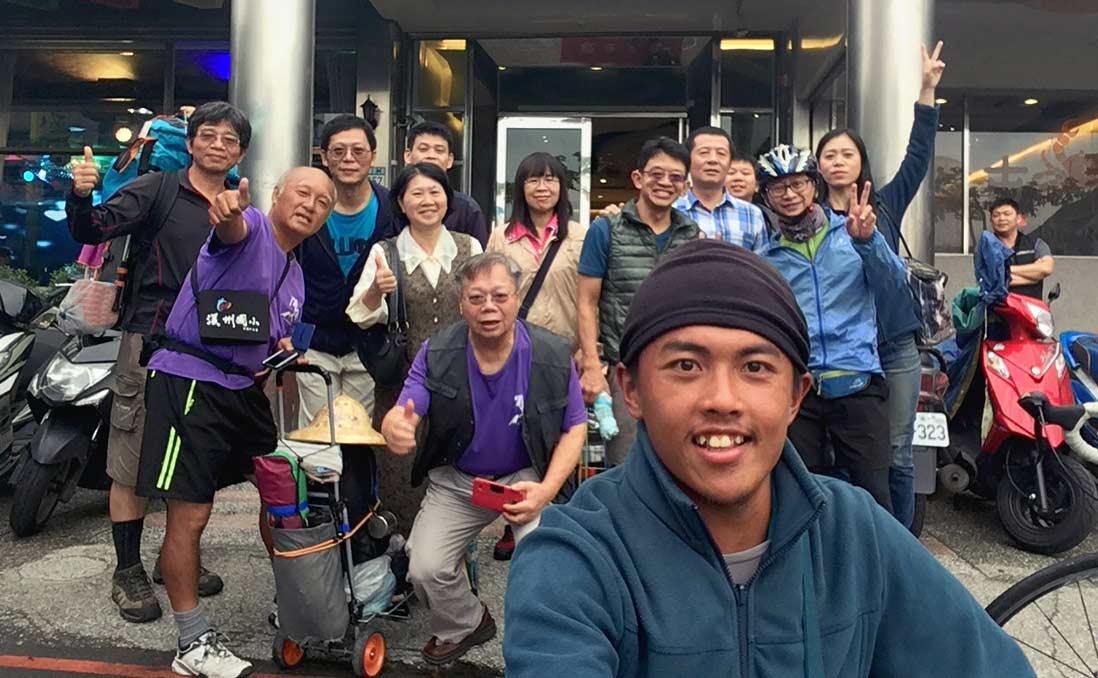 徒步38天,我的福爾摩沙環島之旅──感謝旅途中的每個人,讓我深刻感受到台灣之美,更能自信地放下本位主義