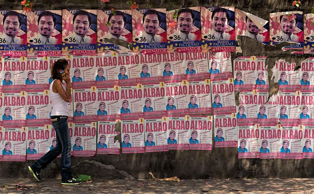 菲律賓的「酋長式民主」──政黨輪替?還是政治世家們「群雄割據、代代相傳」的權貴遊戲?