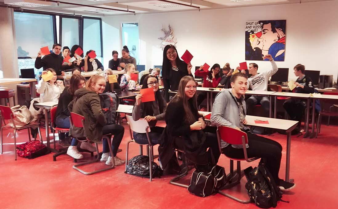 我在荷蘭海牙,連續四年幫學生們「上課」介紹台灣──不用出國,世界就在你的教室裡(荷蘭篇)
