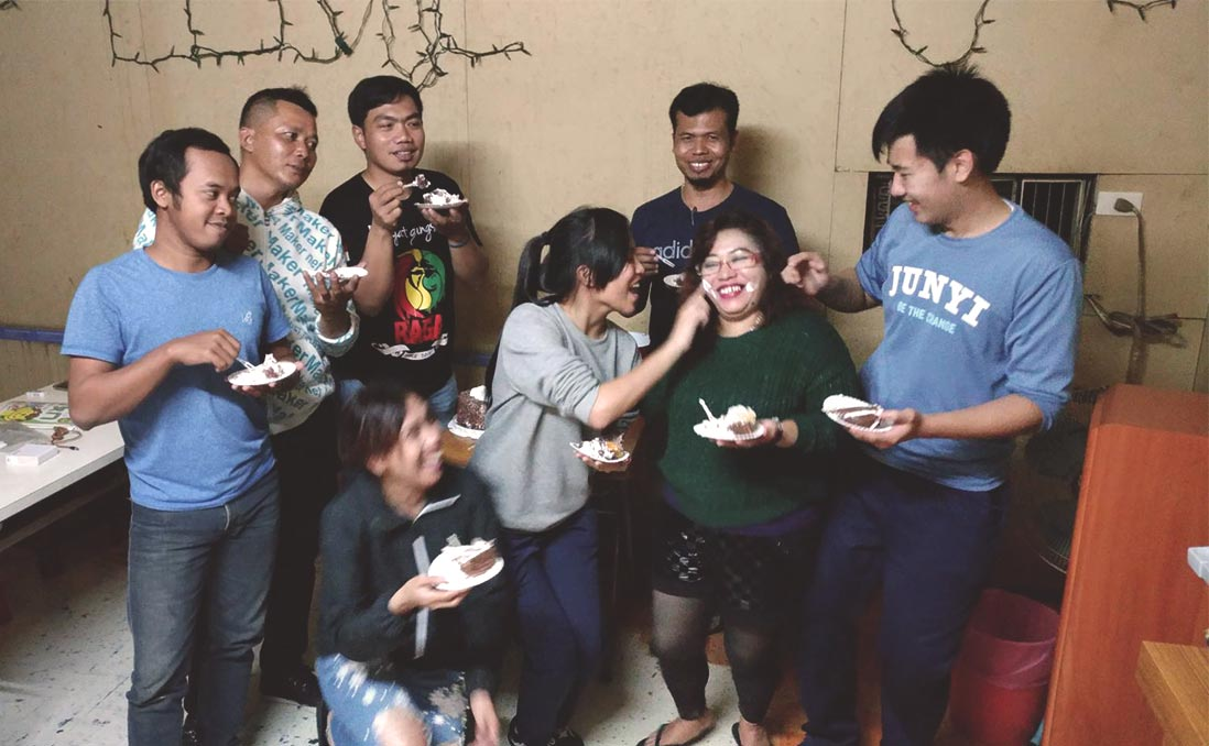 「希望在台灣的印尼人,都不會被騙⋯⋯」一個微小的生日願望背後,無數令人心痛的移工故事