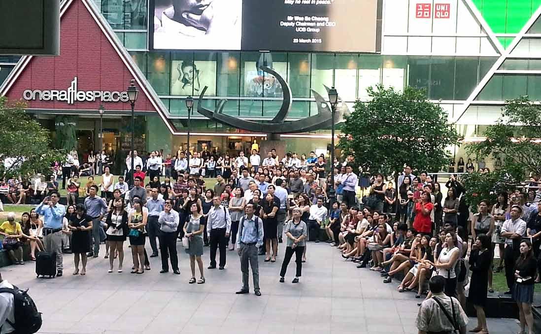 「你要民主、還是要人人有房住?」──新加坡印象