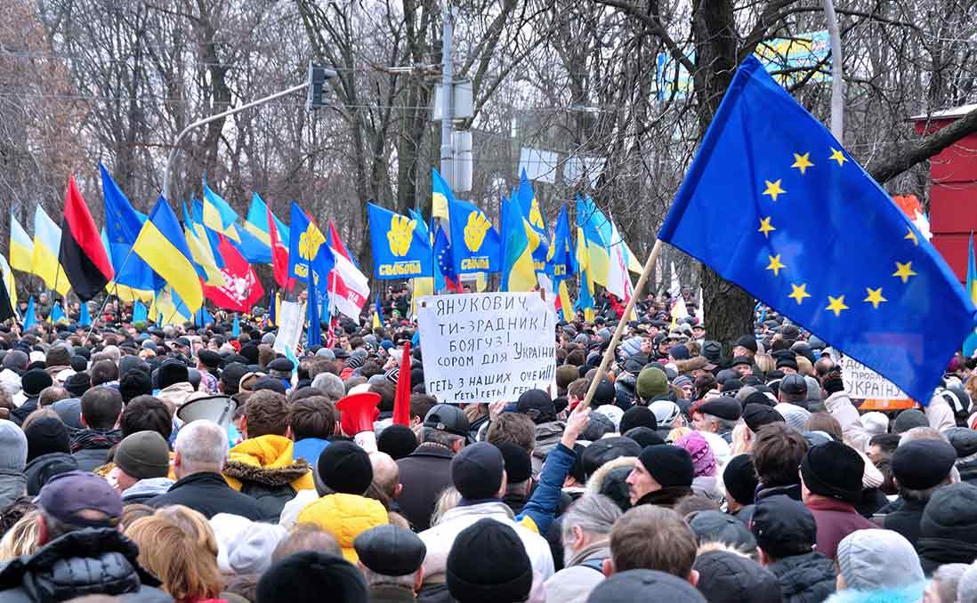 【北國熱點】回首烏克蘭事件:歐美對俄制裁,真的合理嗎?