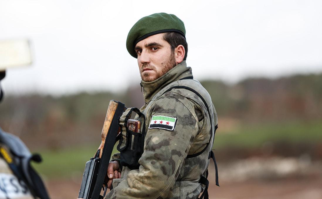 後 ISIS 時代的敘利亞:俄國撐腰的「橄欖枝行動」,是否將令美國「敘北夢碎」?
