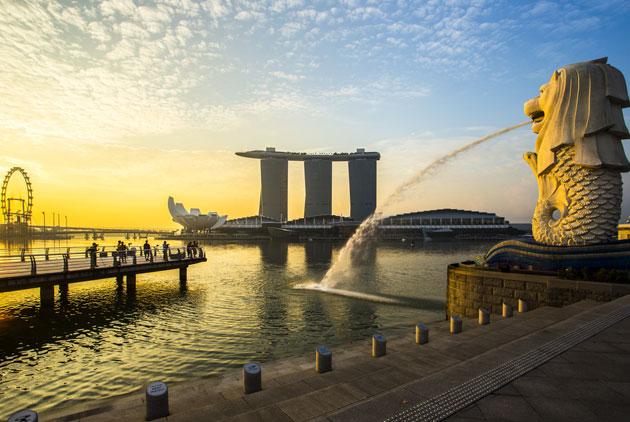 新加坡 政治經濟轉型大考驗