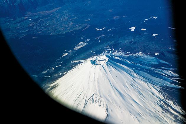 富士山上對話人生