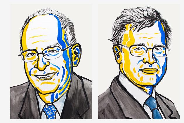 諾貝爾經濟學獎   契約理論2學者共享