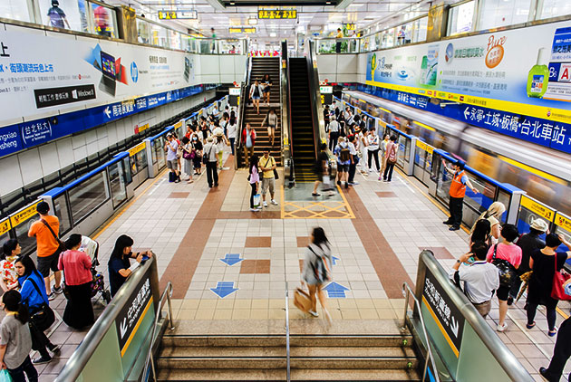 Why Are Foreign Visitors Still Getting Lost on Taipei's MRT System?