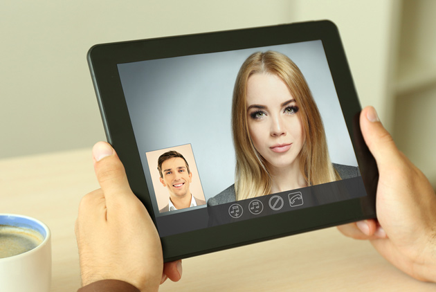 為了讓你美美的視訊 科技和美妝巨擘合作...
