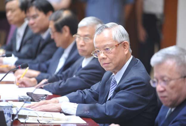 央行總裁彭淮南:若川普當選,央行將盡力...