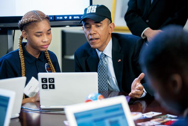 歐巴馬:一年四百億 確保全民競爭力