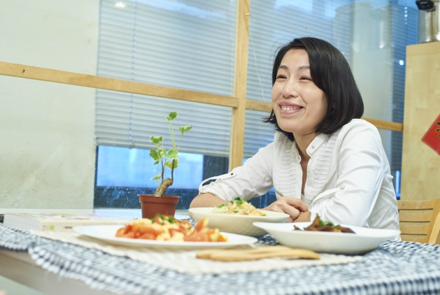 余宛如的餐桌 談食物運動與低碳永續環境