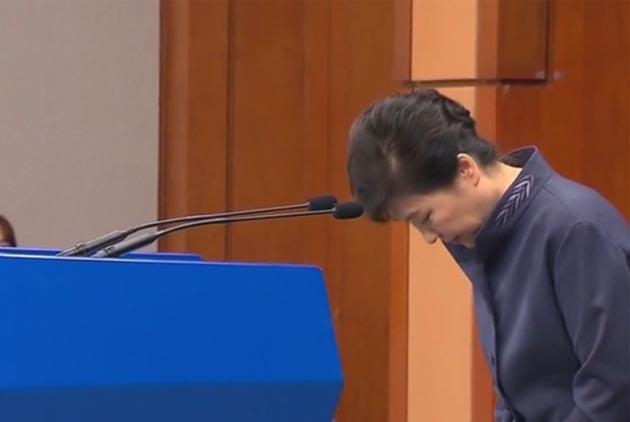 朴槿惠3度道歉 願意依法下台