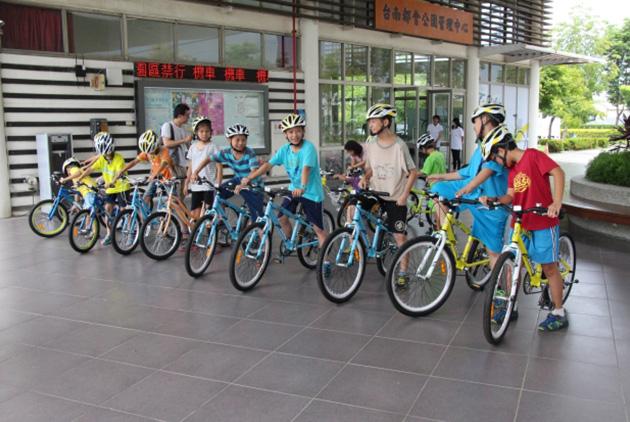 T-Bike雙輪輕旅行,愛上臺南慢活情調