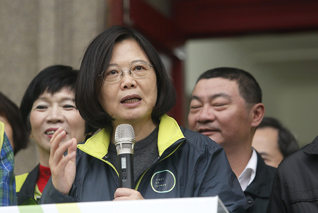 Majority of CEOs Dissatisfied with Tsai Administration