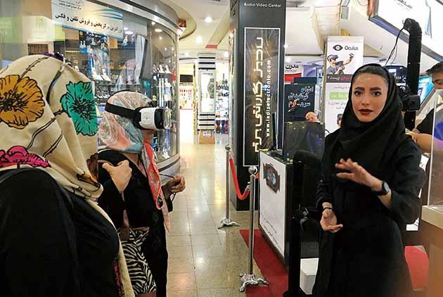 伊朗灰姑娘變身 波斯商機大爆發