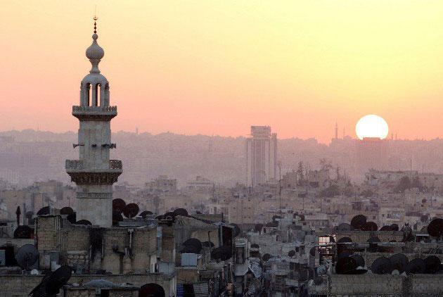 政府軍奪回阿勒坡 敘利亞戰爭快打完了嗎?