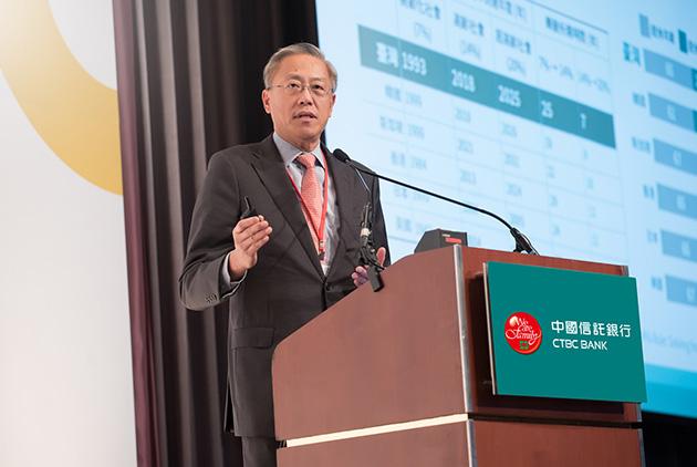 中國信託勇奪《FinanceAsia》20週年傑出...