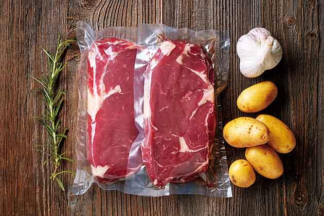 真空包裝:食物浪費的救星