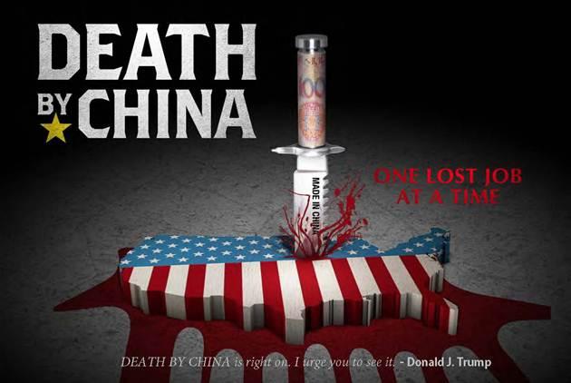 《致命中國》作者    對中國強硬派的經濟...
