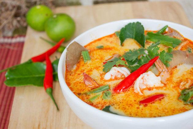 泰式料理冷知識 酸辣海鮮湯不是湯