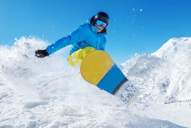 如何規劃你的第一個滑雪假期