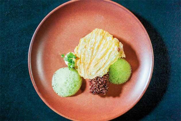 RAW 重組台灣菜的印象拼圖