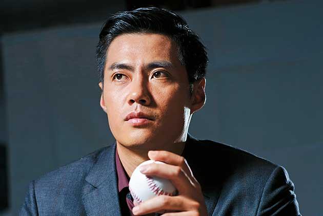 大聯盟投手陳偉殷:我的目標就是不設目標