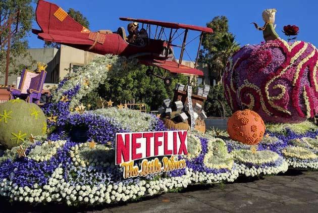 Netflix訂閱成長 股價創新高