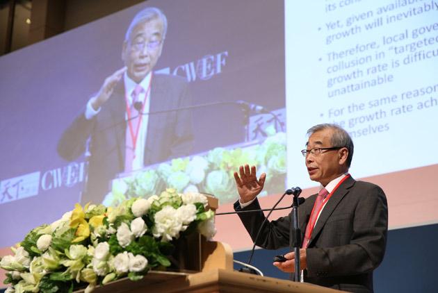 伍曉鷹:中國的經濟高成長將無法持續