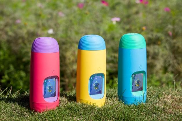 鴻海製造的智慧水壺 要讓小朋友愛上喝水