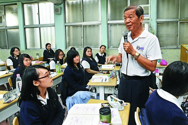 Taiwan's Professors Turn Marketers