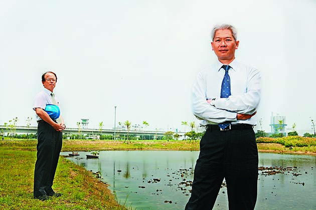 Turning Wastewater into Eco-Ponds