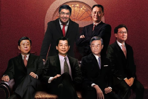 The Grand Families of Taiwan