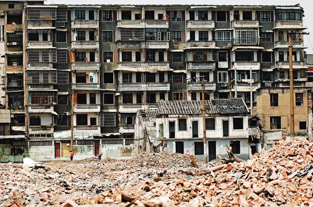 Urbanization Gone Awry