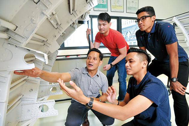 新加坡:我們先升級人民能力