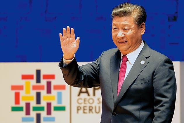 美國關門 換中國再度偉大?