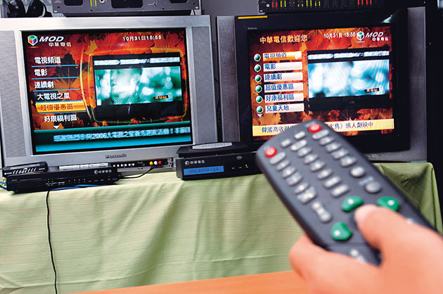 Surveying the Digital TV Battleground