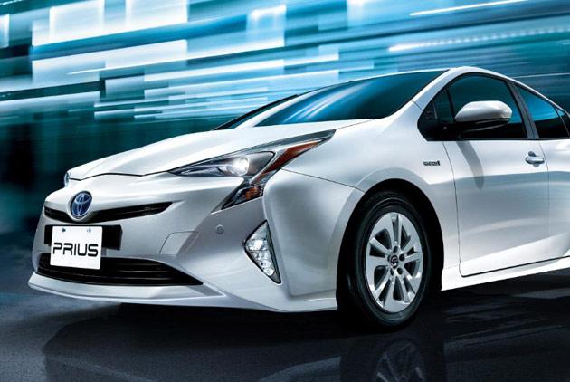 Toyota去年12月在中國只賣出1台Prius,為什麼?