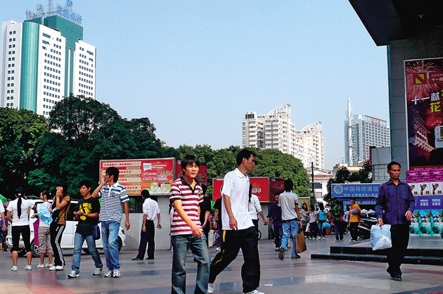 Nanning's Miraculous Rise