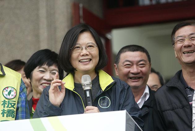經濟學人:台灣也樂見美國重申一中政策
