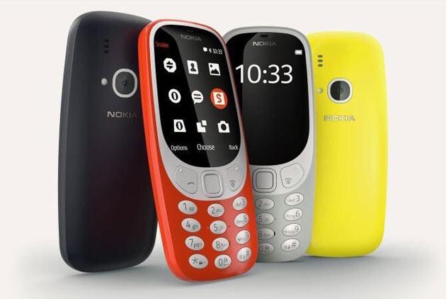 Nokia 3310復刻版 可玩貪食蛇只要1500元