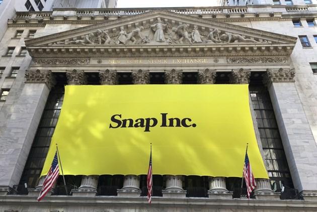 最受矚目科技上市案:Snapchat市值為何是Line的四倍?