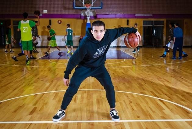 高中籃球之星高國豪:往夢想更近一步,再困難也要挑戰