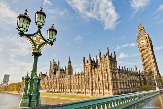 英國會大樓外傳槍響 多人受傷