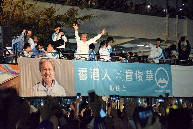 香港政治靈童 能修補社會撕裂?