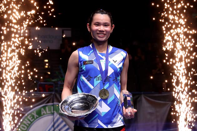 Tai Tzu-ying's Road to World No. 1