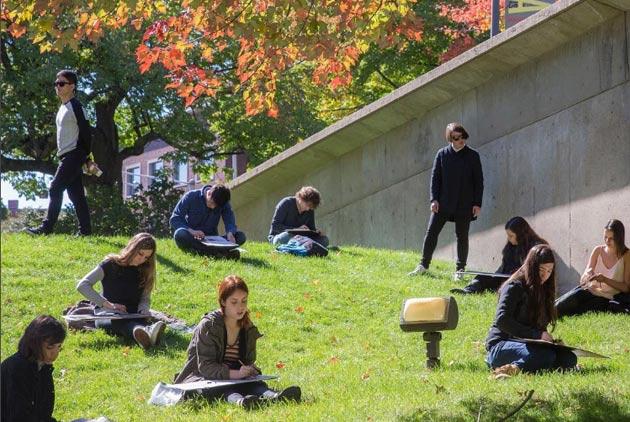 研究:大學11點以後上課 學習效果更好